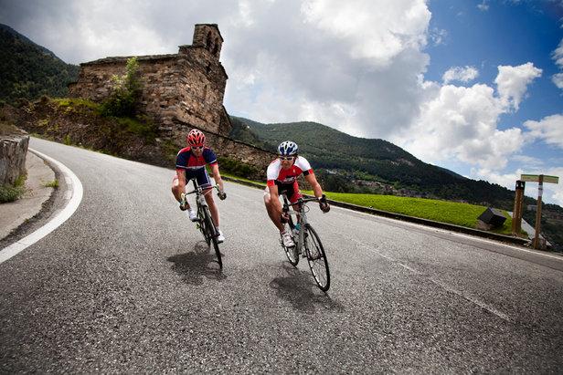 Andorre, une Principauté qui se laisse découvrir à vélo...
