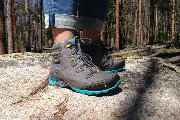 Hiking Boot Review: Ahnu Sugarpine Boot WP - ©Eric Schmidt