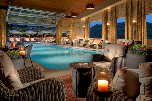 Luxury Ski Resorts - ©Lodge at Jackson Hole