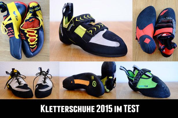 Kletterschuhe 2015: Sechs Top-Modelle von Scarpa, La Sportiva, Red Chili, Tenaya und Five Ten im Test - ©bergleben.de