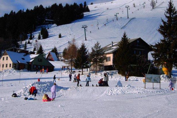 La station de ski du Gaschney