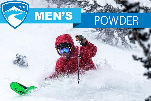 Men's Powder - ©Liam Doran