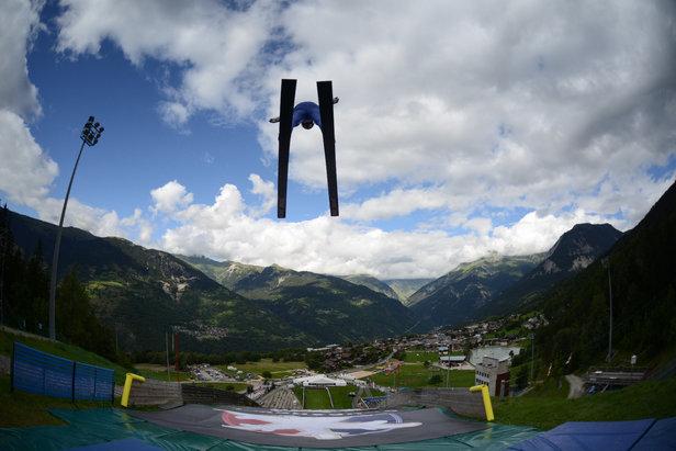 saut à ski courchevel - ©Patrick Pachod
