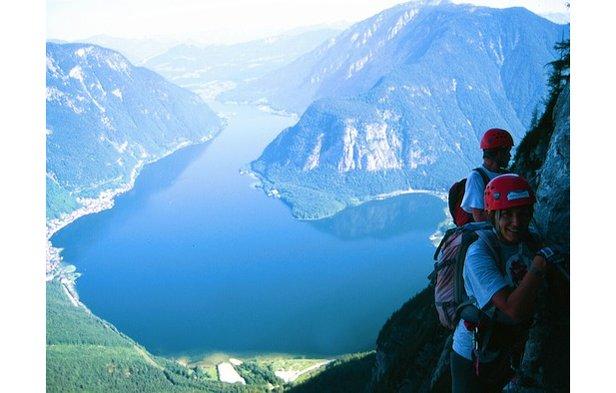 Klettersteig Ostschweiz : Leukerbad klettersteig gemmi daubenhorn wieder offen