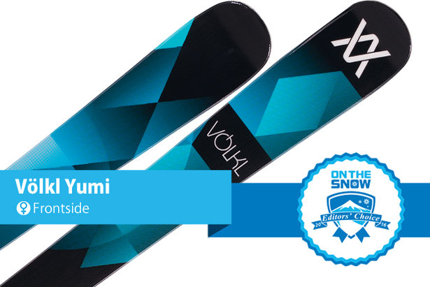 Völkl Yumi: Editors' Choice, Women's Frontside- ©Völkl