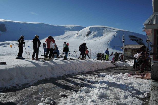 Na vlastní kůži: Přípravu jsme podcenili, ale letní lyžování na ledovci stálo za to!- ©Jaroslav Tuček