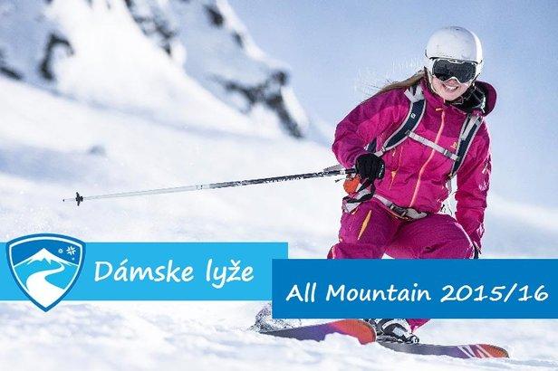 All-Mountain lyže 2015 2016  Testovali sme aj dámske modely- ©Christoph 5e146bf8075