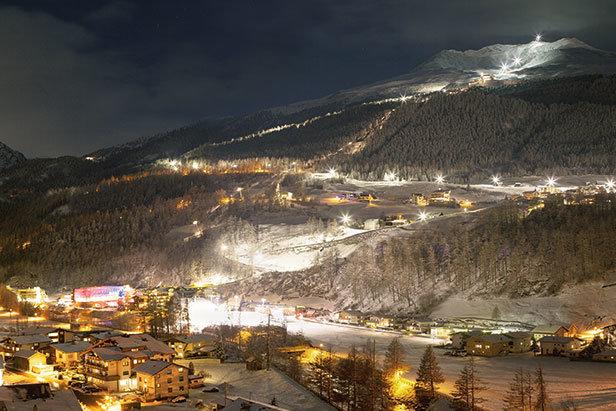 Největší rakouská lyžařská střediska: 8 – Sölden- ©Ötztal Tourismus