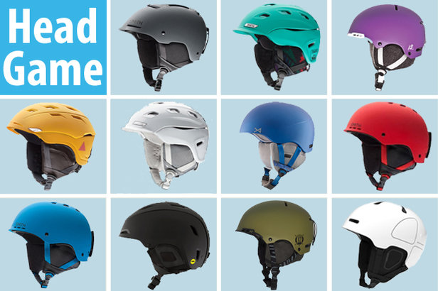 2015/2016 Helmet Buyers' Guide