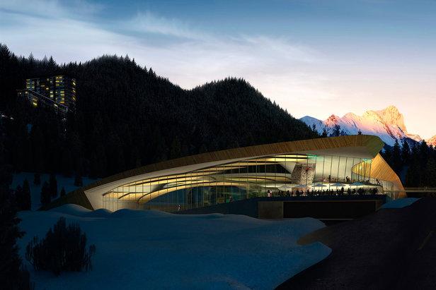 Dès cet hiver, Aquamotion vous proposera un large choix de prestations dans son nouveau Centre Aqualudique et Sportif de Courchel