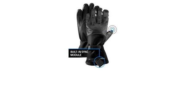 Bluetooth Snow Gloves BearTek  - © www.beartekgloves.com