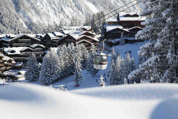 """Les moniteurs de l'ESF Courchevel Village vous proposent bien plus que de """"simples"""" cours de ski..."""