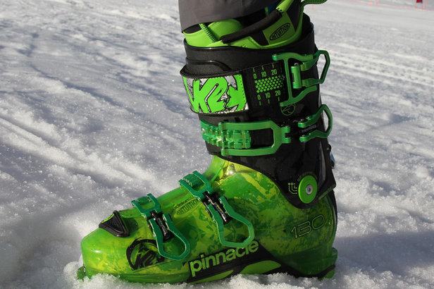Der K2 Pinnacle 130 im Test