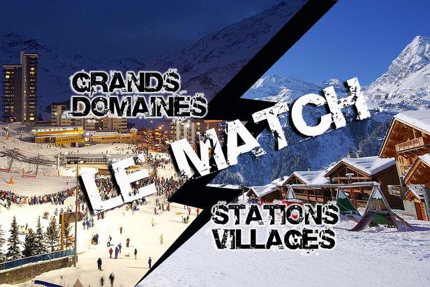 Et pour vous, la station de ski idéale, elle est de quel type ?