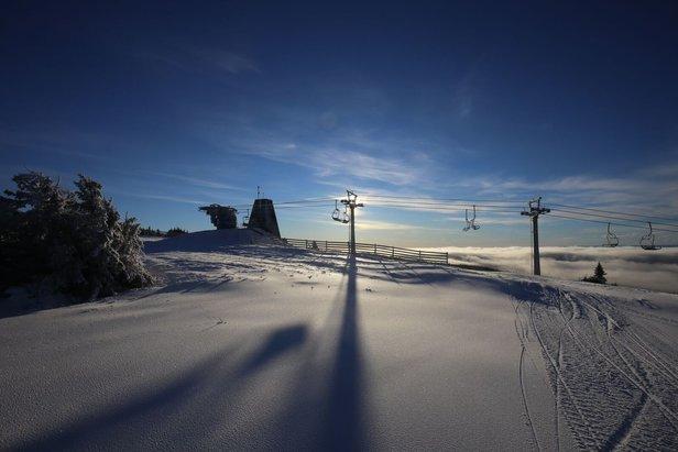 Nå er virkelig vinteren her- ©Christian Bråtebekken / Alpinco
