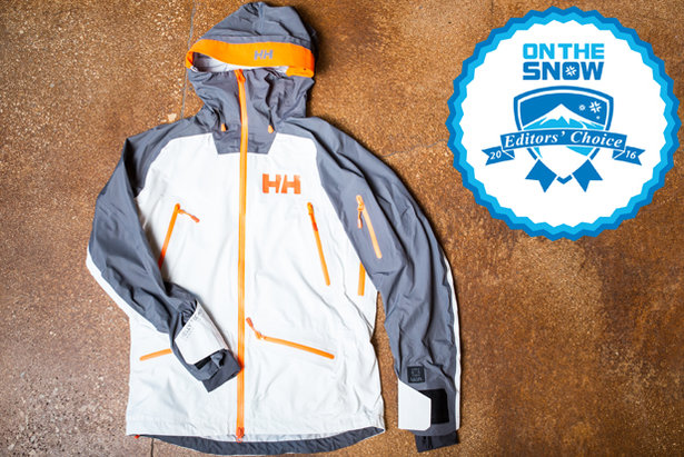 2016 Men's Jacket Editors' Choice: Helly Hansen Ridge Shell Jacket- ©Liam Doran