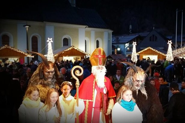 Ischgl Krampus Run on Dec. 5 each year  - © Krampusverein Ischgl