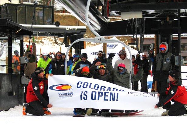 Photo Gallery: Ski Resort Openings ©Casey Day
