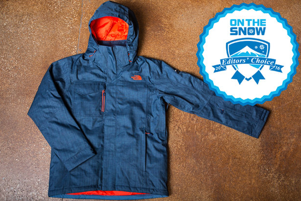 2016 men's jackets Editors' Choice: The North Face Hickory Pass Jacket