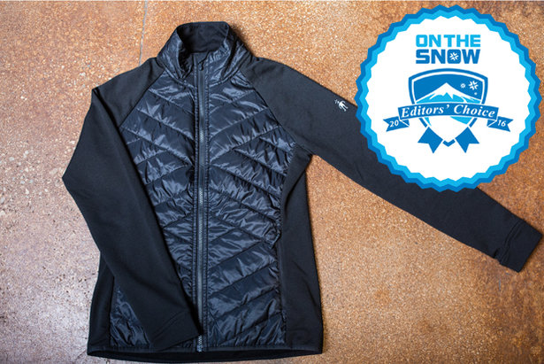 2016 women's lifestyle Editors' Choice: SmartWool Women's Corbet 120 Jacket