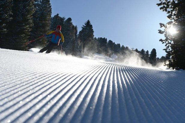 Le piste della Val di Fiemme sul podio per migliore innevamento- ©Val di Fiemme Facebook