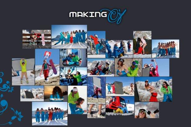 Photo Gallery: 2016 Ski Instructors Calendar ©Scuola Sci Selva http://www.scuolasciselva.com - Robert Perathoner ski instructor & photographer - www.foto-prodigit.com