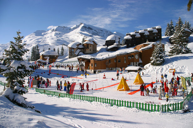 Village des Enfants in Avoriaz  - © Stephane Lerendu / OT d'Avoriaz
