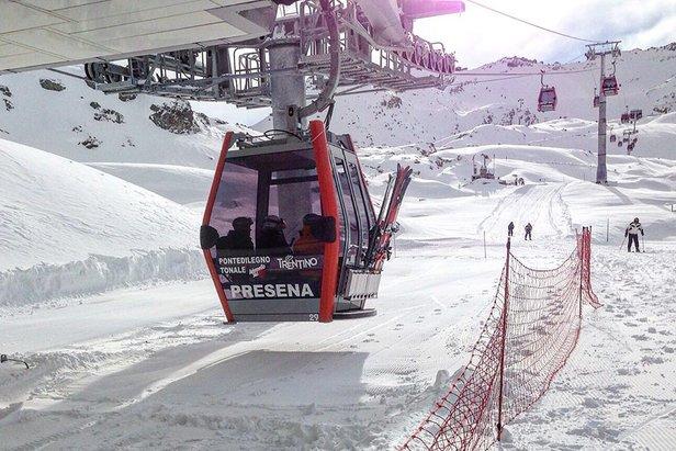Adamello Ski Pontedilegno - Tonale 11.01.16