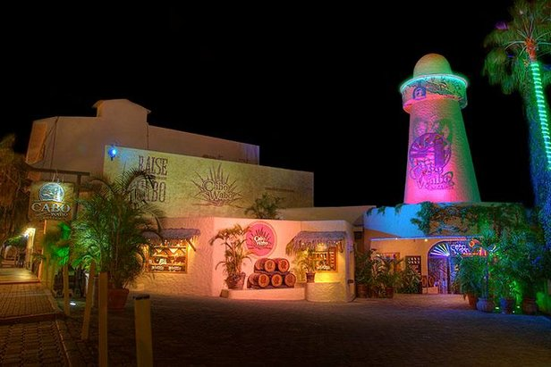 The Cabo Wabo Cantina at Heavenly  - © Cabo Wabo Cantina