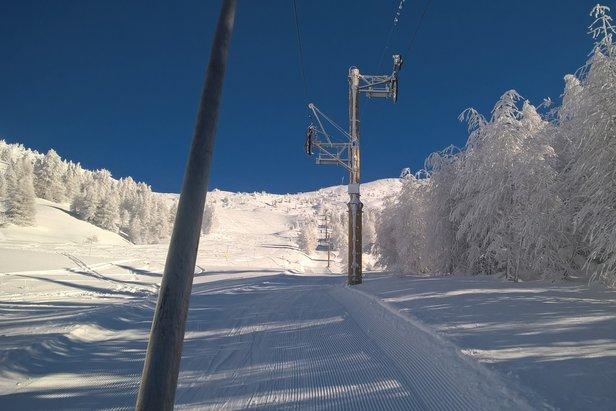 Tr s bonnes conditions d ouverture des domaines alpins du queyras - Office de tourisme arvieux ...