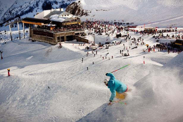 12 idées reçues sur le ski dans les Pyrénées- ©Matthieu Pinaud / NPY