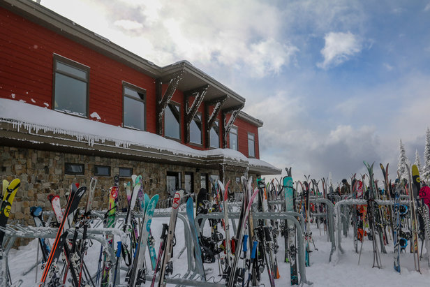 Expansion of the Summit House at Whitefish Mountain Resort yields a new look.  - © Whitefish Mountain Resort