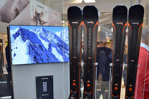 Blizzard Quattro - neues Konzept für Performance-Ski