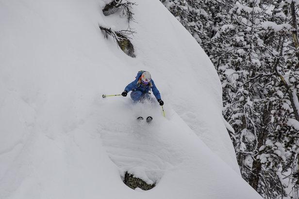 Big Snow Alert: March Radness at Jackson Hole- ©Jackson Hole Mountain Resort