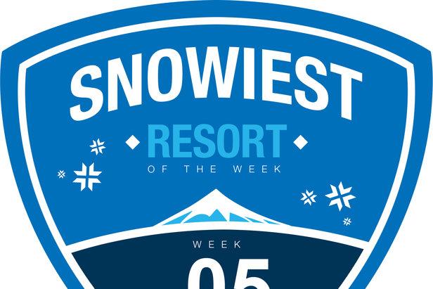 Mest snø i uke 5