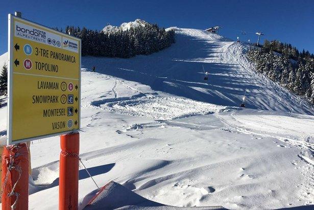 9 buoni motivi per sciare a Monte Bondone- ©Monte Bondone FB
