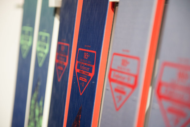 Photo Gallery: Skis of the Future ©Ashleigh Miller Photography