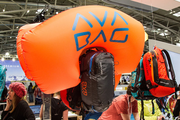 Ortovox Avabag: Leichtestes Airbag-System am Markt ©Skiinfo