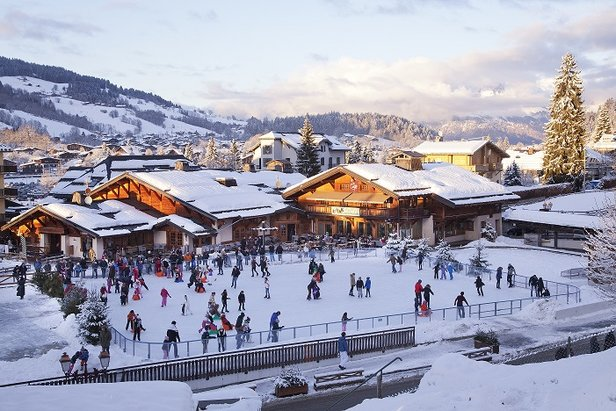 Six ski resorts with cool ice rinksSimon Garnier