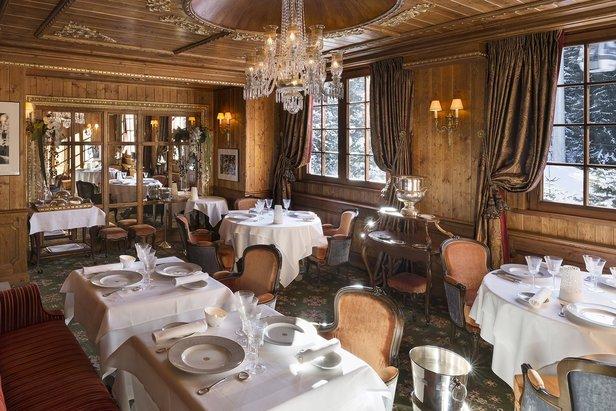 Ski et gastronomie : les plus belles tables étoilées ©Les Airelles