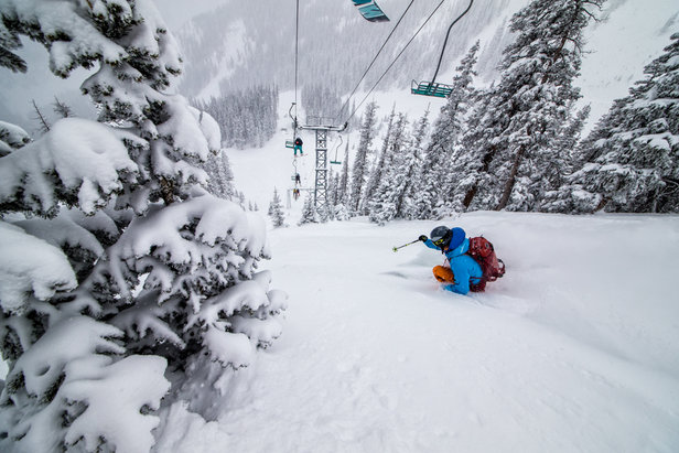 Taos is a rugged, skiers' mountain on the verge of some serious upgrades.  - © Liam Doran