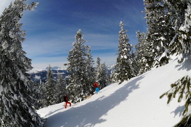 Reit im Winkl: Skitouren im bayerischen Schneeloch ©Norbert Eisele-Hein