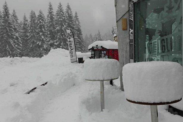 Prašanový alarm se dnes rozezněl ve víc než 60 lyžařských střediscích! ©Folgaria Ski Facebook