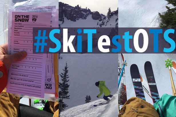 A tester's look at what went down during the OnTheSnow Ski Test 2016/2017, as told through social media.
