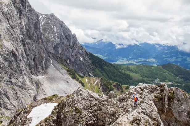 Klettersteig Interlaken : Themenspecial klettersteige: der erste klettersteig geschichte
