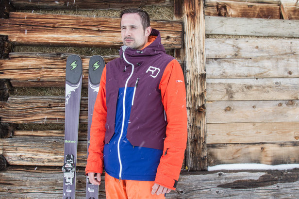 Im Test: Ortovox Andermatt Jacket- ©Skiinfo