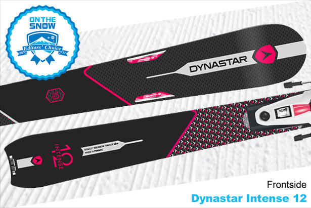 Dynastar Intense 12, women's 16/17 Frontside Editors' Choice ski.  - © Dynastar