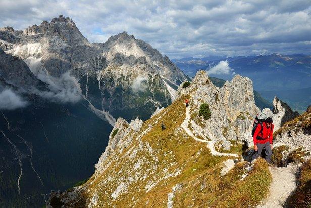 Klettersteig Croda Dei Toni : Sehr schwere klettersteige chiemsee alpenland tourismus