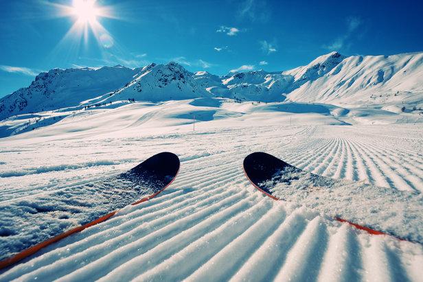 Infografik: Diese Skigebiete öffnen im November- ©Svariophoto/Fotolia.com