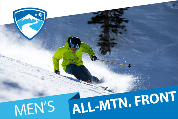 Men's All-Mountain Front Ski Buyers' Guide 2016/2017- ©Liam Doran